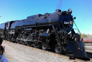 Willmar is the Destination for Beloved 261 Steam Engine