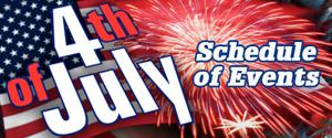 Spicer 4th of July events begin Friday