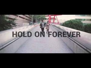 Rob Thomas - Hold On Forever [Official Lyric Video]