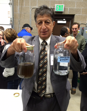 New leachate treatment system unveiled at Kandiyohi County Landfill