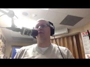 KWLM's 8:05 newscast with J.P. Cola