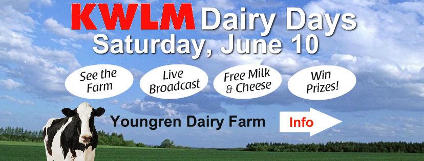KWLM Dairy Days Broadcast 2017