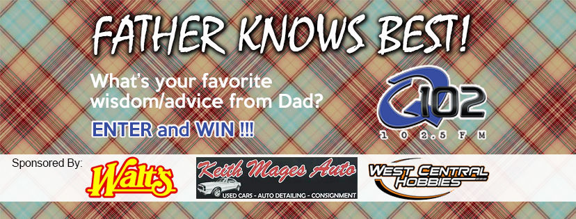 Father Knows Best with Q102
