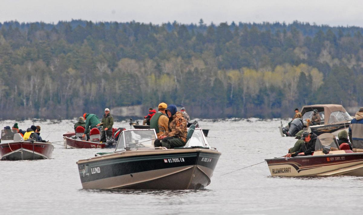Dennis anderson minnesota fishing opener is a rite not to for When is fishing opener in minnesota