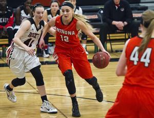 Photos: Winona High Girls Basketball 2015-16