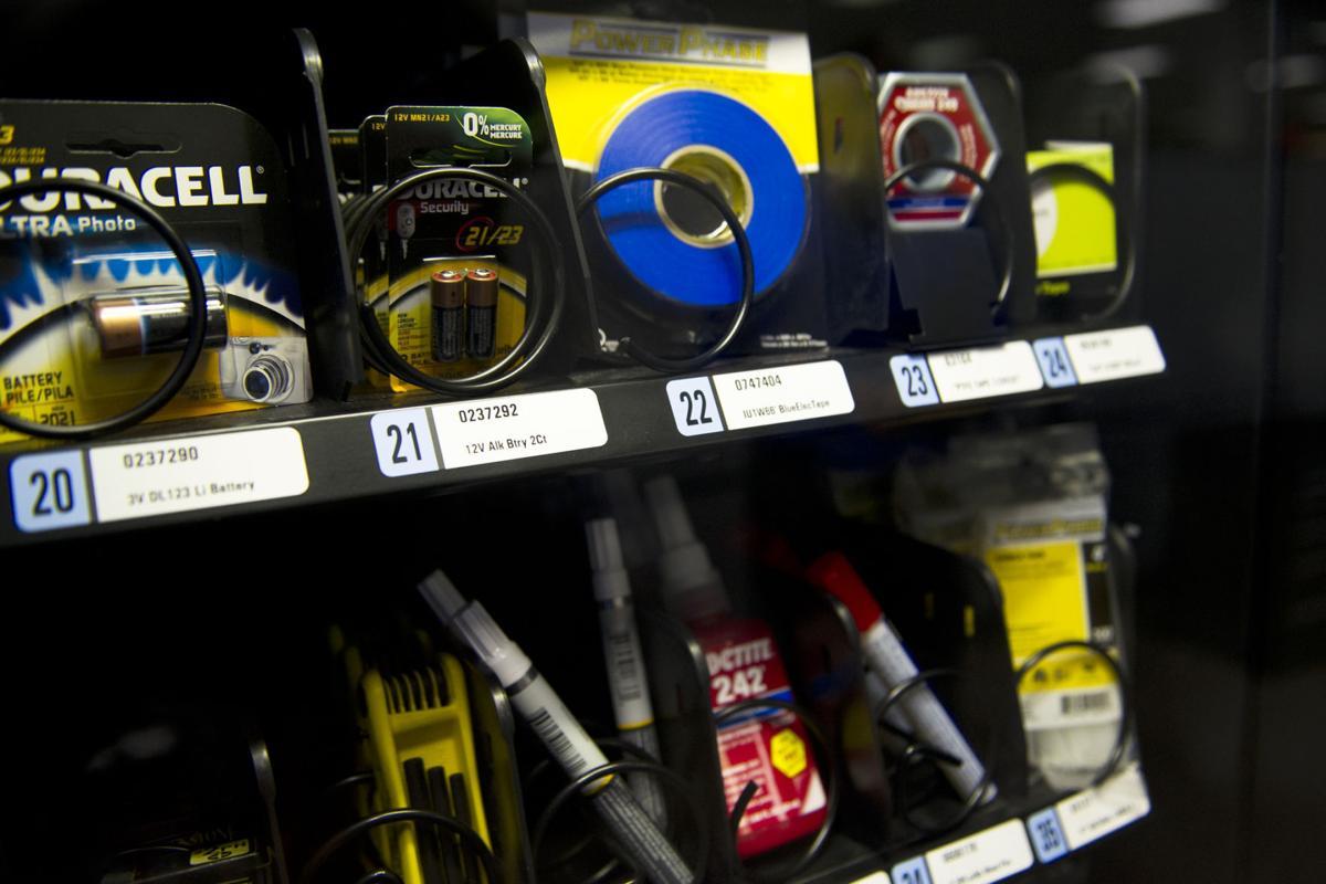 fastenal vending machine
