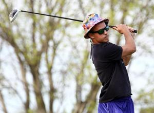 Photos: L-A vs. R-P Golf Match (5/4/15)