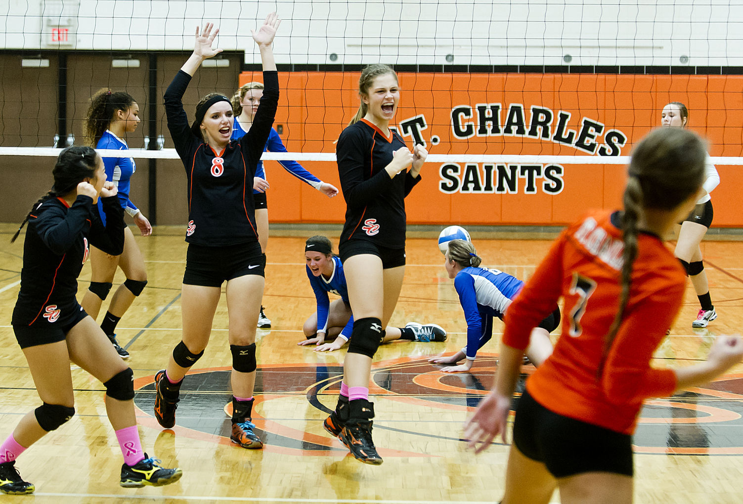 Photos: St. Charles Volleyball 2014 | High School ...