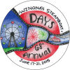 Steamboat Days Buttons