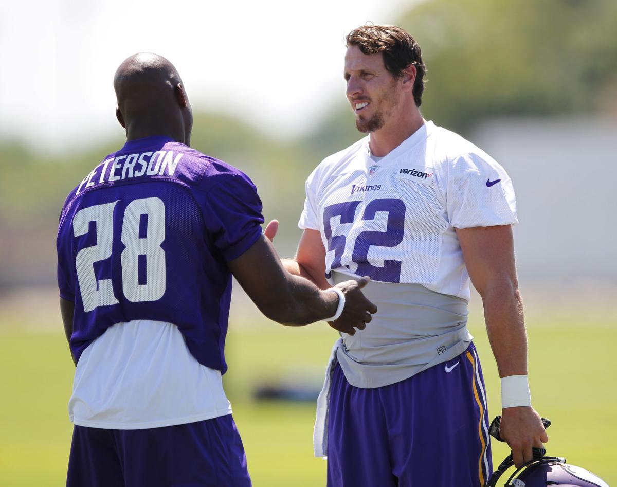 Minnesota Vikings Chad Greenway YOUTH Jerseys