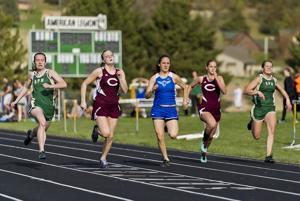 Photos: Rushford-Peterson/Houston Invitational Track Meet (4/28/15)