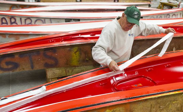 MIW-Wenonah Canoe