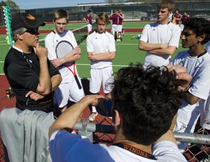Photos: Winona High Boys Tennis 2015
