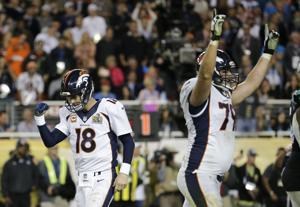 Tim Dahlberg: As ugly as it was, it was beautiful for Manning