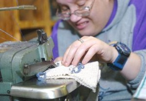 Knitting - Accessories - Slip-Stitch Mittens, Scarf & Ski Band
