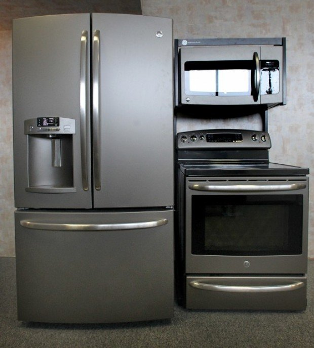 Appliance Ge Slate Appliances