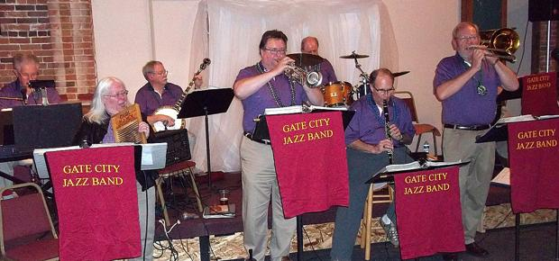 Free Dixieland concert at Jefferson's March 29