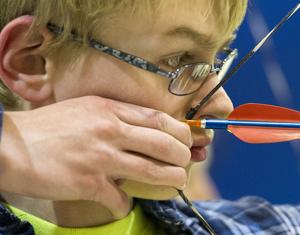 In Focus: Bluffview Montessori Archery Club