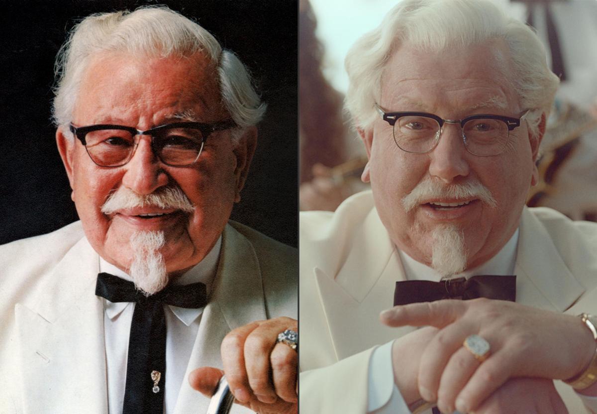 New Colonel Sanders