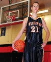Alec Brown, Winona Daily News boys basketball player of the year