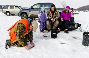 Photos: 3rd Annual Ikes' Family Fishing Derby (2/21/15)