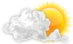 Considerable cloudiness