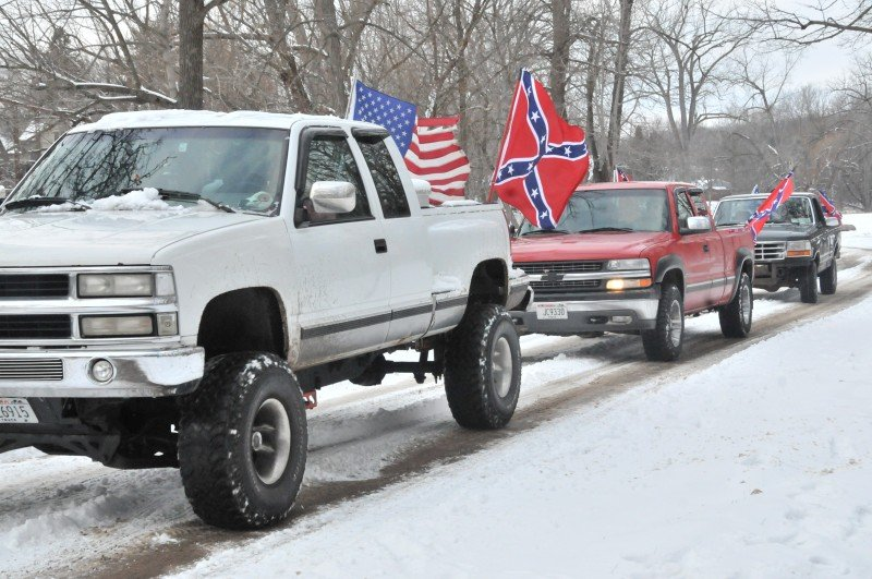 Rebel Flags For Trucks