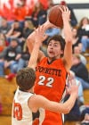 PREP BOYS BASKETBALL: Poynette grinds for a while, finally gets going and defeats Portage