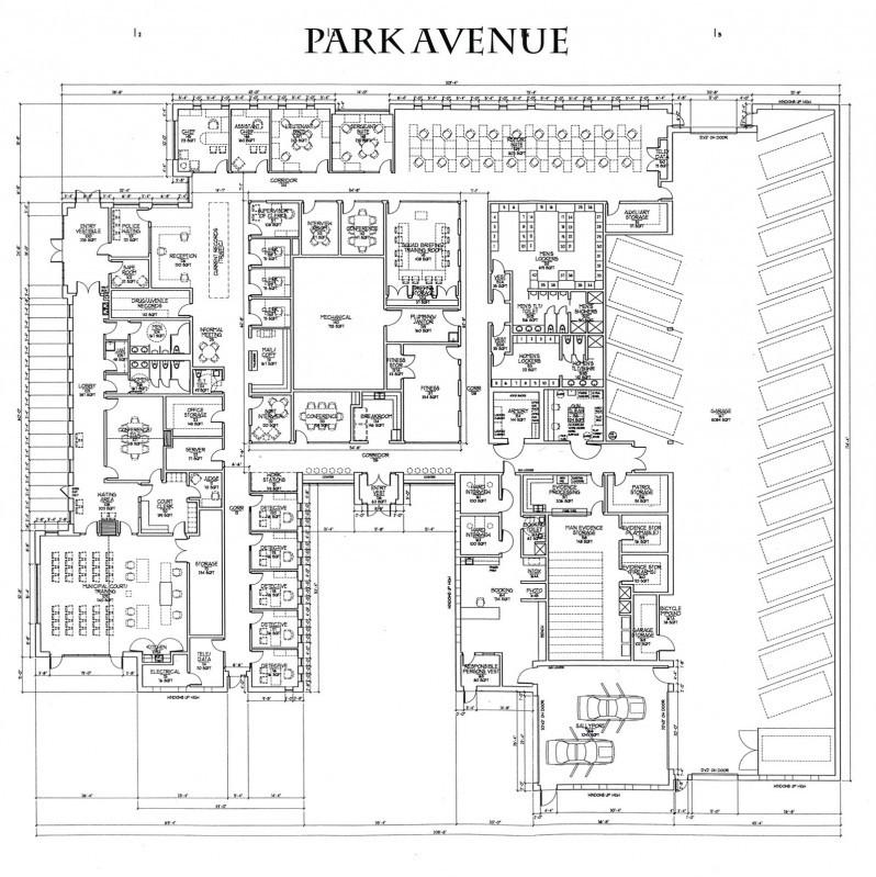 police station design floor plan www imgarcade com fire and police department floor plans free home design
