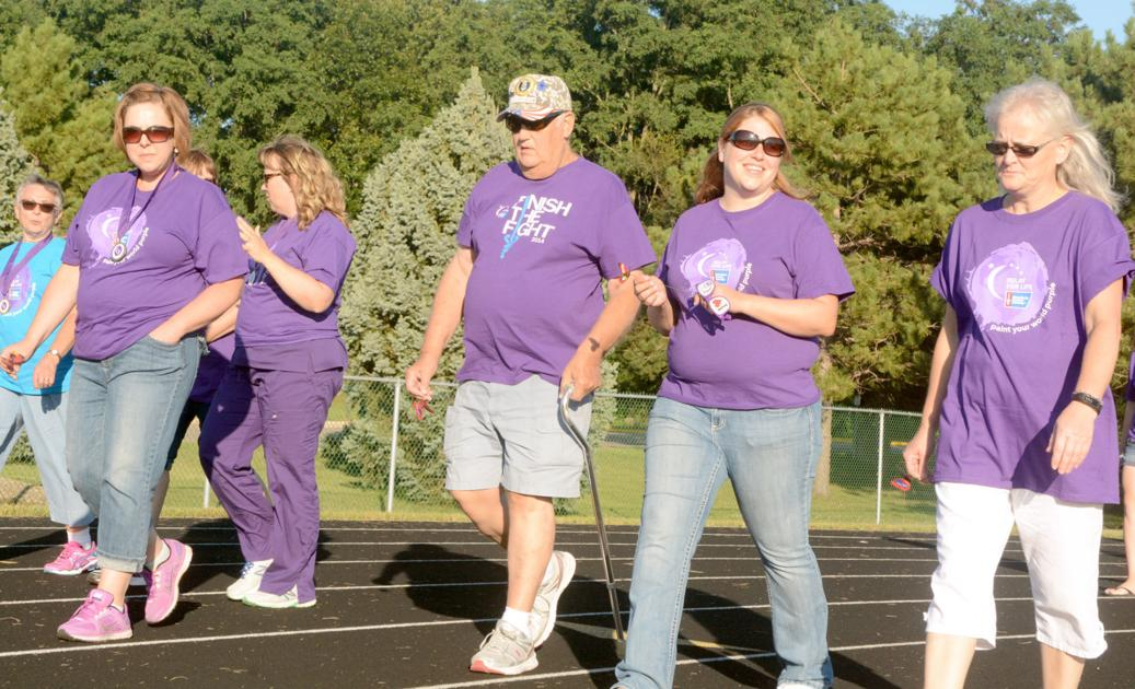 Relay for Life acknowledges beauty, pain of cancer   Regional news   wiscnews.com