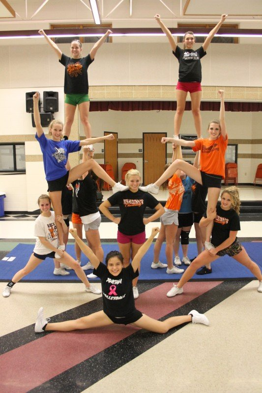 winter cheer stunt team | | wiscnews.com