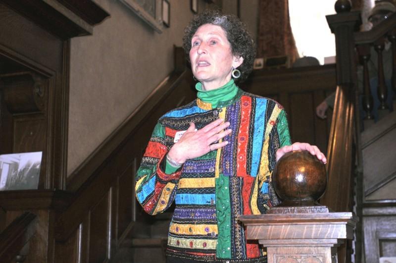 Wisconsin Supreme Court candidate JoAnne Kloppenburg
