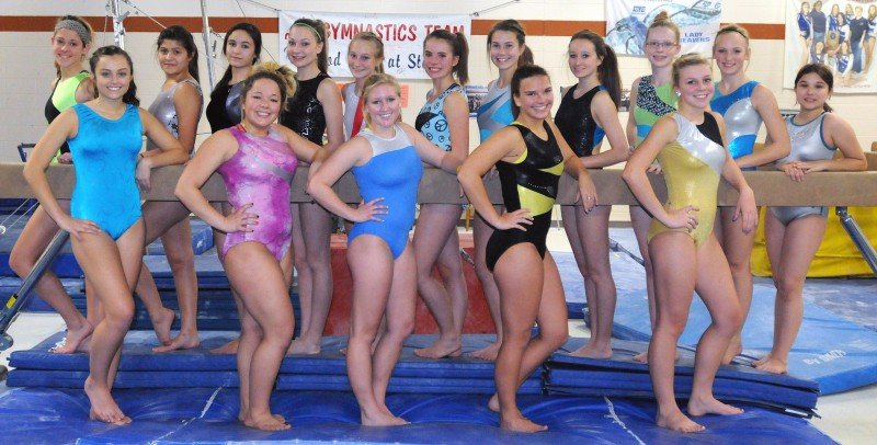 columbia college chicago gymnastic meet