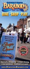 2014 Downtown Baraboo Shopping Guide