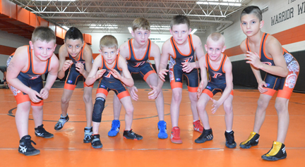 Portage youth wrestlers going to state tournament
