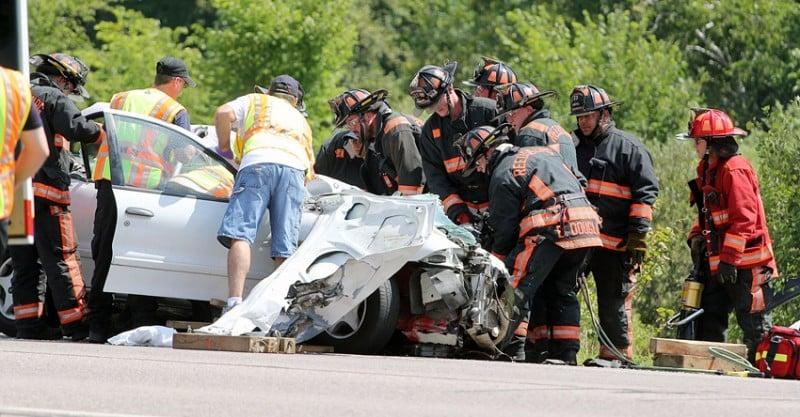 Highway 33 crash