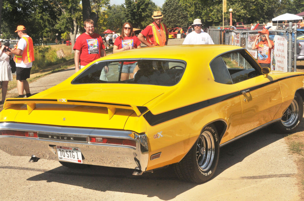 Car show comes back to Pardeeville Saturday