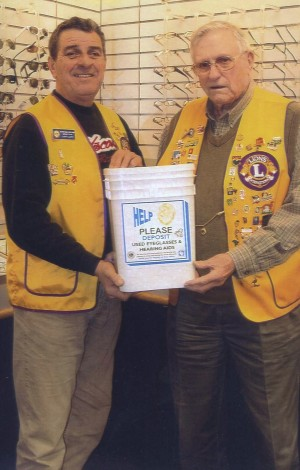 Donate Your Used Eyeglasses – Lions Club : Andrew Stone Optometry