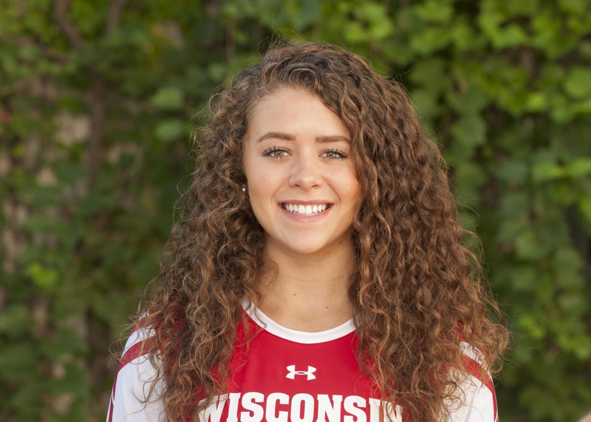Badgers volleyball: Despite injury, M.E. Dodge making strides at libero | College | wiscnews.com