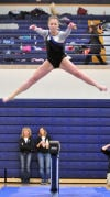 Prep roundup: Gymnastics third at Baraboo Invitational