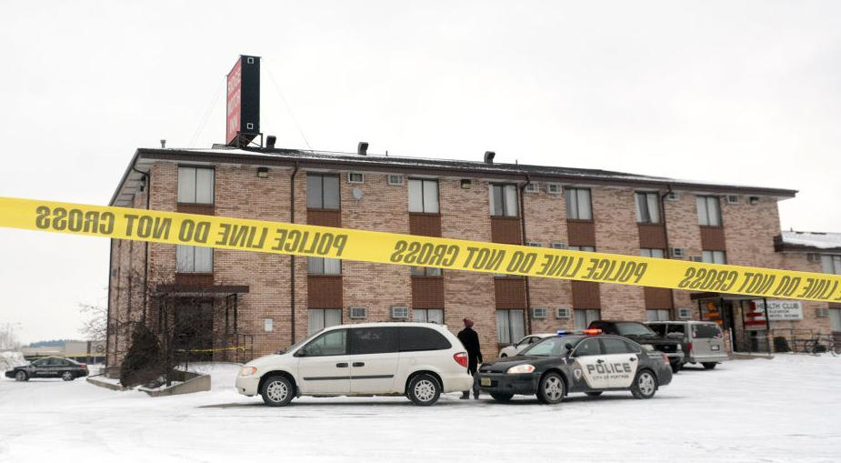Man Accused Of Killing Wife Outside Hotel