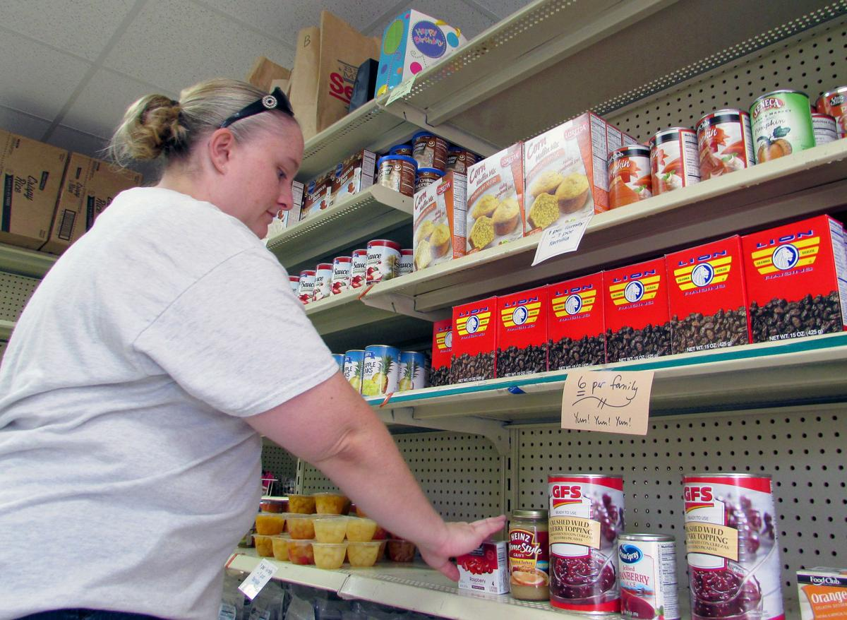 Food Pantries Work To Keep Up With Demand Regional News