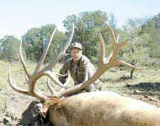 World Record Non Typical Elk Pending world record e...
