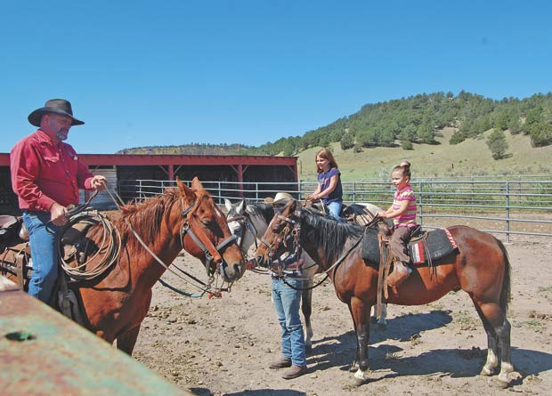 Fall into the wild white mountain independent latest news for Sprucedale ranch