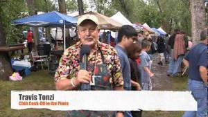 VIDEO: Chili Cook-off in the Pines 2013
