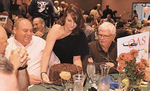 Benefit raises over $25,000 for Nature Center