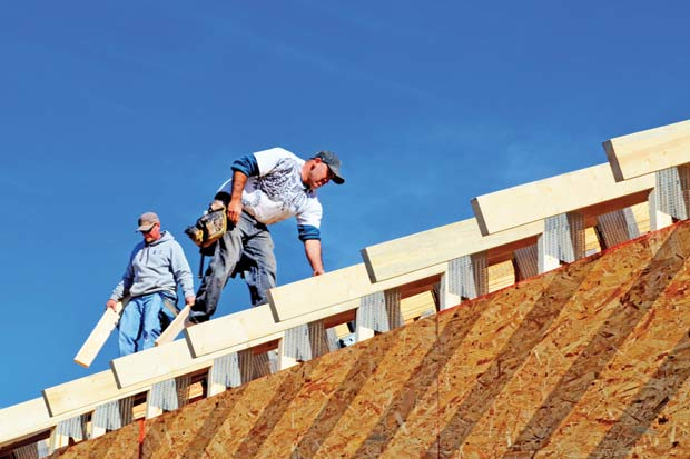Men At Work White Mountain Independent Latest News