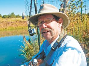 Warriors find peace with a fly rod in Healing Waters