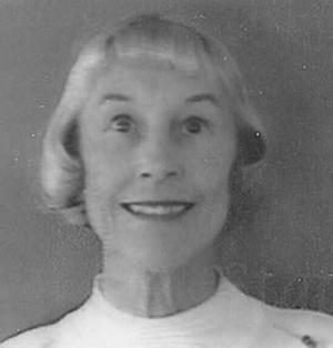 Anna 'Nancy' Miller