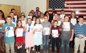elks americanism essay contest winners Three local students competed in the elks americanism essay contest sponsored by the oklahoma elks association.